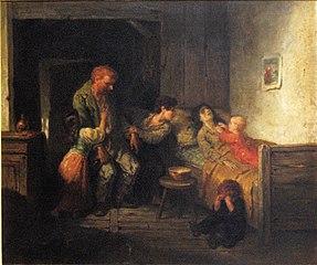 The drunkard