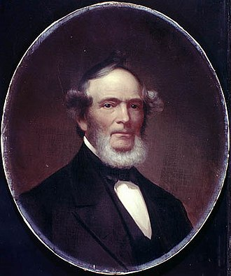 Charles Duncombe (Upper Canada Rebellion) - Dr. Charles Duncombe circa 1840 (Library and Archives Canada MIKAN 2895907