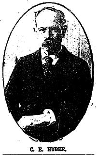 Charles E. Huber