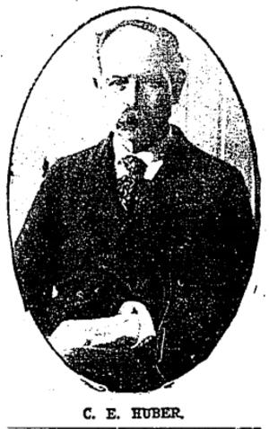 Charles E. Huber - Image: Charles E. Huber of Los Angeles