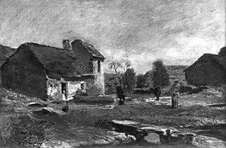 Houses in Optevoz, France