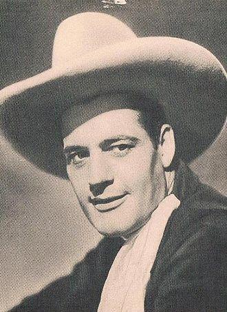 Charles Starrett - Starrett in 1940