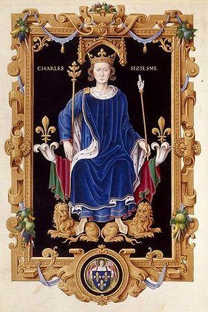 Harelle - Charles VI of France