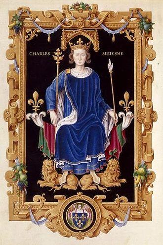 Truce of Leulinghem - Charles VI of France