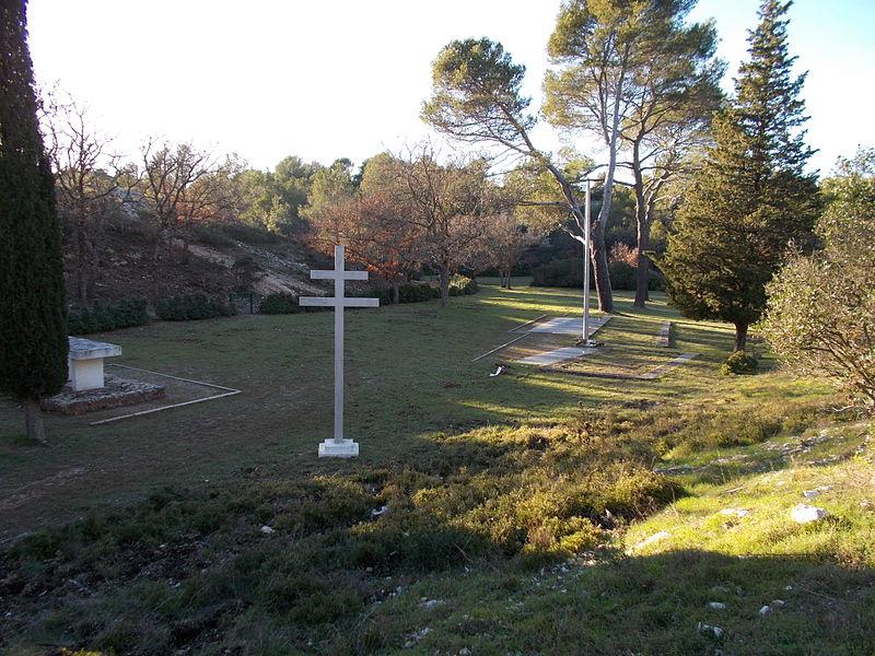Lieu situé sur la commune de Signes dans le Var où 38 résistants furent fusillés par les troupes allemandes d'occupation les 18 juillet et 12 août 1944.
