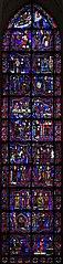 Vitrail de saint Rémi à Chartres