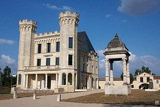 Lormont - Château du Prince Noir