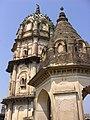 Chaturbhuj Temple, Orchha, Madhya Pradesh, India.jpg