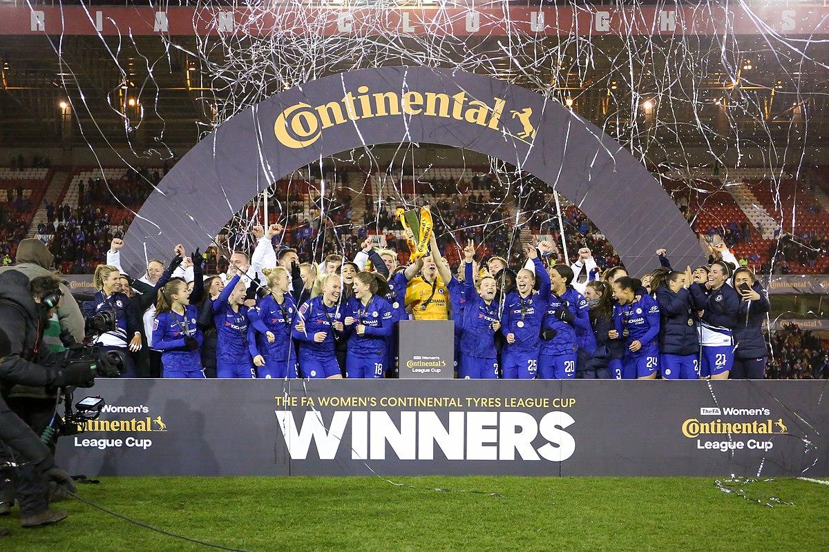 2019–20 FA Women's League Cup - Wikipedia