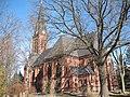 Chemnitz-Grüna, Kreuzkirche.JPG