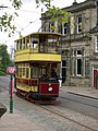 Chesterfield Tram at Crich Tramway Village - geograph.org.uk - 724044.jpg