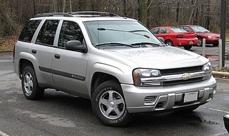 GMT360 - Image: Chevrolet Trail Blazer