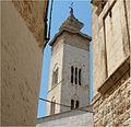 Chiesa collegiata di Santa Maria della Colonna e San Nicola, campanile, (Rutigliano).jpg