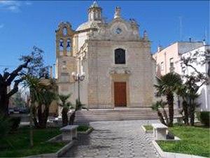San Pietro Vernotico - Church of San Pietro Vernotico