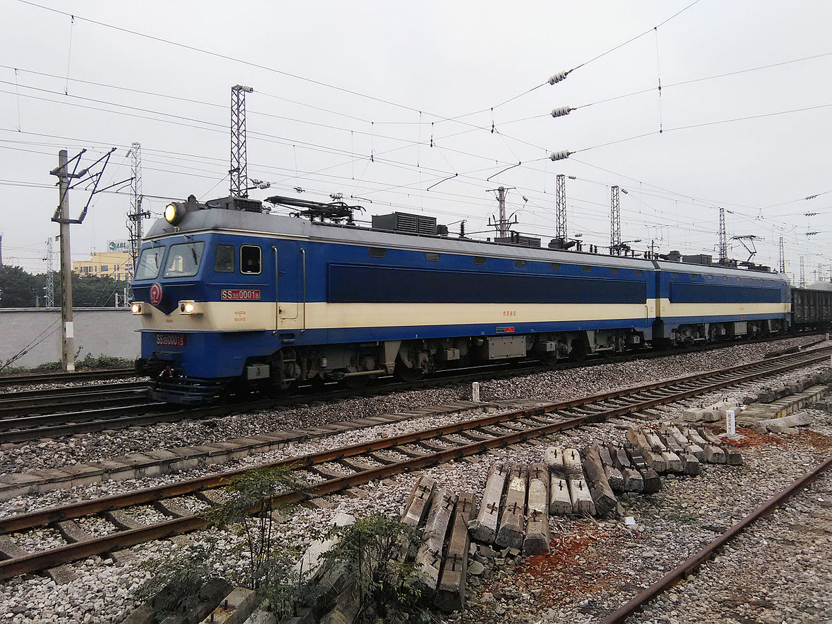 China Railways Ss3b Wikipedia