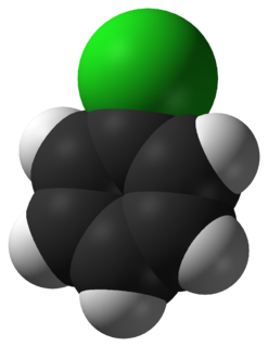 Chlorobenzene chemical compound