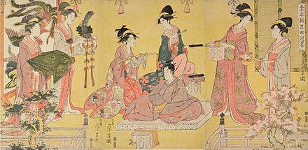 Japanese edo period sexuality