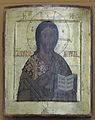 Christ Pantocrator (1st h. 17 c., Russia) by shakko 02.jpg