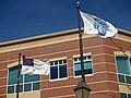 Christian Flag at Focus on the Family (Colorado Springs).jpg