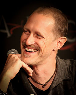 Christopher Heyerdahl 2010-ben