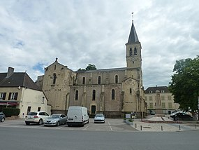 Church 2, Le Donjon, Allier.JPG