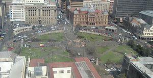 Church Square, Pretoria - Image: Church Square