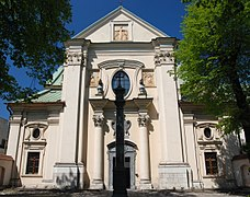 Church of Saint Teresa, Kraków.JPG