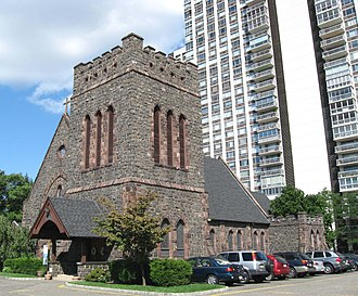 Fort Lee, New Jersey - Episcopal Church