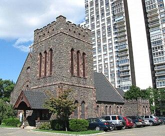 Fort Lee, New Jersey - Episcopal Church