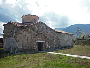 Pazardzhik Province - The medieval Church of St Demetrius in Patalenitsa