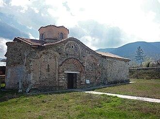 Pazardzhik Province - The medieval Church of St Demetrius in Patalenitsa