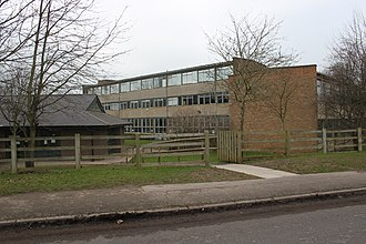 Churchill Academy and Sixth Form - Image: Churchill Community School