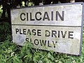 Cilcain sign - DSC06076.JPG