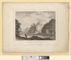 Cilgarran Castle in Pembrokeshire
