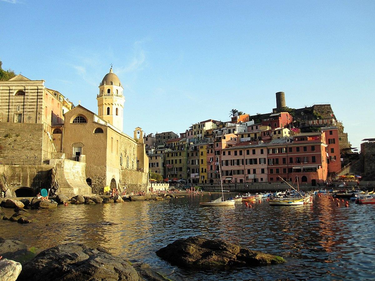Liguria Tour