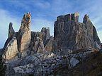 Włochy -  Trydent-Górna Adyga, San Cassiano - Sc