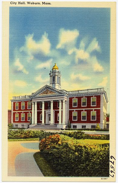 File:City hall, Woburn, Mass (67567).jpg