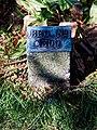 City of London Cemetery Memorial Garden bed marker 1309 b.jpg