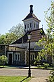 City of London Cemetery Traditional Crematorium East Chapel from the north.jpg
