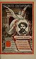 Claretie - Alphonse Daudet, 1883 frontpage.jpg