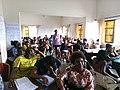 Class group work at Girls Power Initiative training.jpg