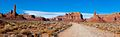 Classic panorama in the Valley of the Gods (8228873250).jpg