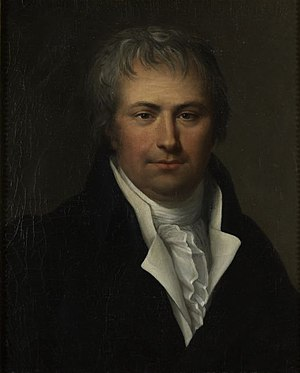 Claude Perier - Portrait of Claude Perier by Jean-Baptiste-François Desoria, Museum of the French Revolution, Vizille