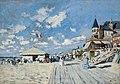 Claude Monet - Sur les planches de Trouville, hôtel des Roches Noires.jpg