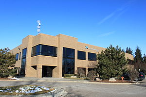 WNIC - Clear Channel Building, location of the WNIC studios