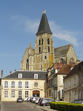 Image illustrative de l'article Église Saint-Samson de Clermont