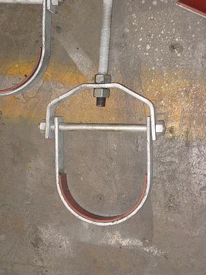 Clevis fastener - Clevis hanger