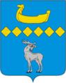 Coat of Arms of Parfinsky rayon (Novgorod oblast).png