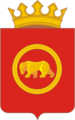 Coat of Arms of Permsky rayon (2008).png