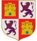 Coat of Arms of the Heir of the Crown of Castile 13th-16th Centuries.svg